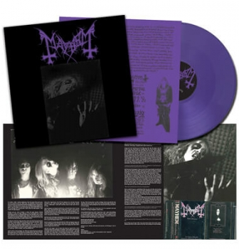 Mayhem – Live in Leipzig 25th Anniversary Edition release details