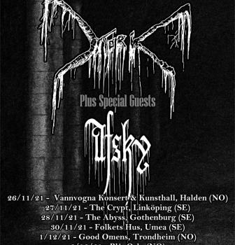 Mork announce Svart Nordisk Union with special guests Afksy