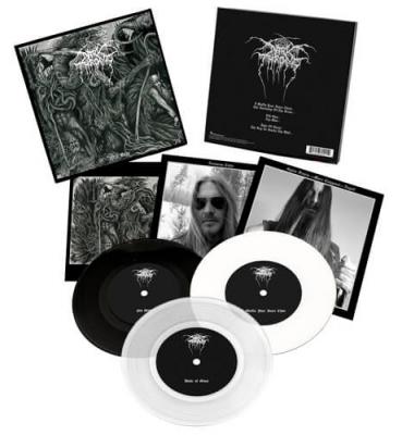 <b>Darkthrone</b><br>Old Star<br>(7″ Boxset)