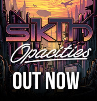SikTh's mini album 'Opacities' is OUT NOW