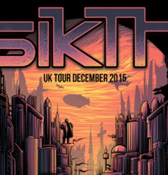 DESTRAGE added to Sikth UK tour in December