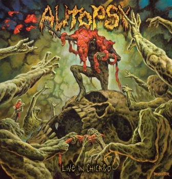 Autopsy release track 'In The Grip Of Winter' from 'Live In Chicago'