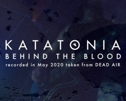 "Katatonia release ""Behind the Blood"" video from Dead Air, their lockdown session live album"