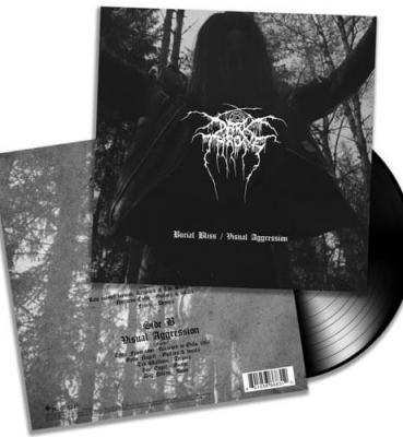 <b>Darkthrone</b><br>Burial Bliss / Visual Aggression<br>(7″ Vinyl)
