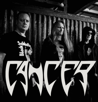The death metal legends Cancer sign to Peaceville