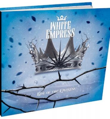 <b>WHITE EMPRESS</b><br> Rise of the Empress<br>(CD)