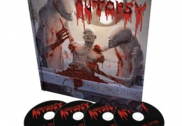 AUTOPSY After the Cutting(CD)