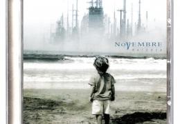 NOVEMBRE Materia(CD)
