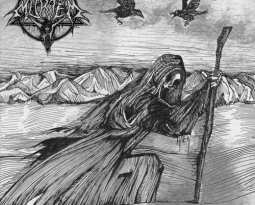 Black metal legends Mortem reveal new album and song 'Ravnsvart'