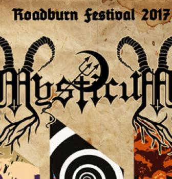 Mysticum confirmed for Roadburn Festival – April 22nd 2017 – 013 Venue, Tilburg, NL